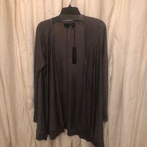 Tahari long cardigan